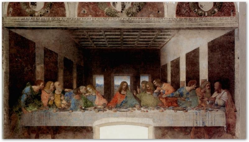 Cenacolo (1495-1498)