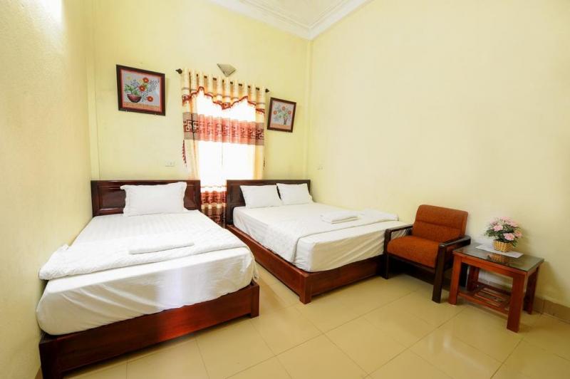Tam Coc Bamboo Homestay tuy có vẻ ngoài không quá nổi bật như những địa chỉ homestay khác nhưng vẫn đảm bảo mang đến sự hài lòng cho những du khách đã đi qua. (Ảnh minh họa)