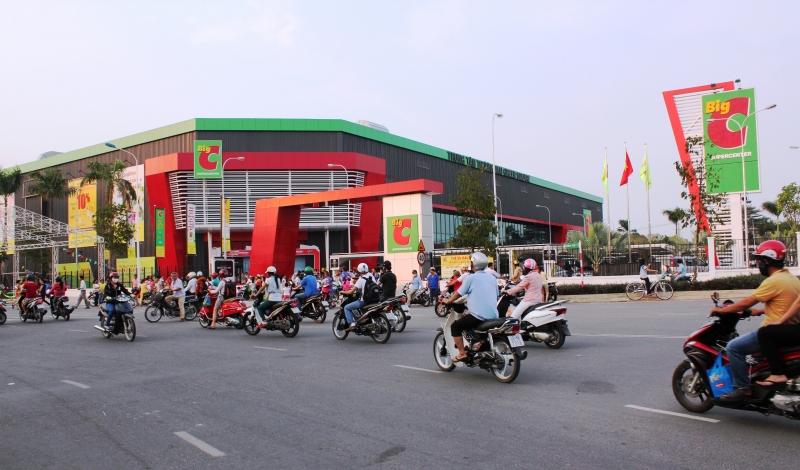 BigC là hệ thống bán lẻ hàng đầu tại Việt Nam