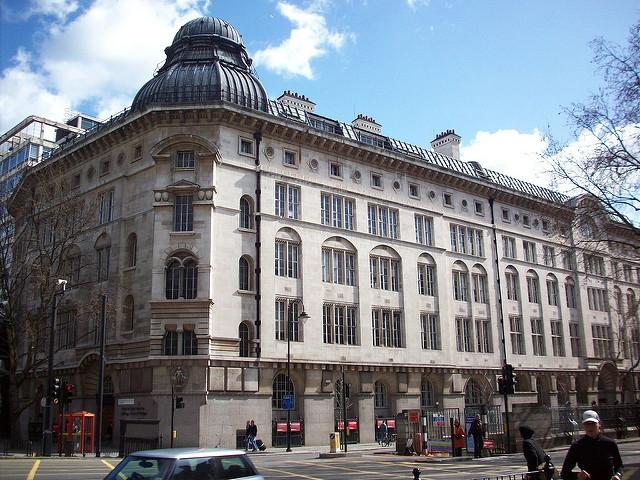 Đại học Mỹ thuật Luân Đôn