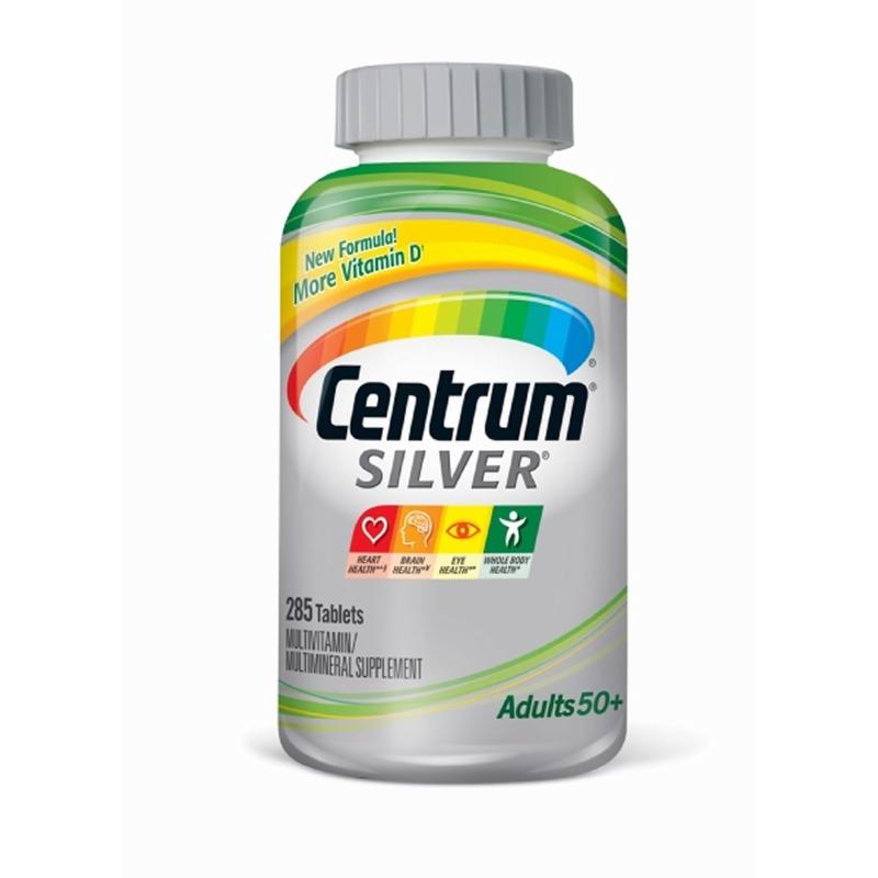 Ảnh thực phẩm chức năng Centrum Silver Multivitamin