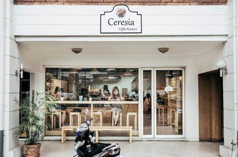 Ceresia Coffee Roaster