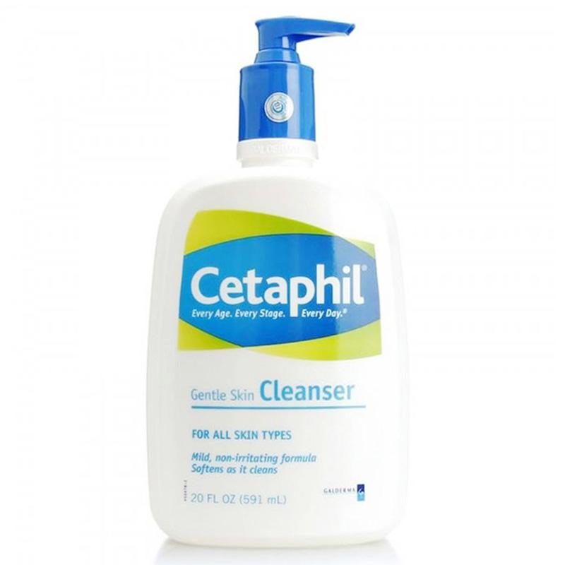 Mỗi lần rửa mặt là mỗi lần làn da được tận hưởng liệu pháp chăm sóc đặc biệt.