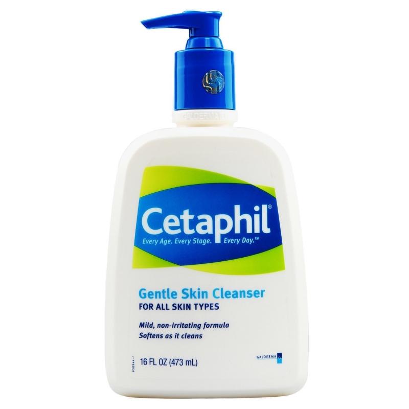 Sữa rửa mặt Cetaphil được bán rộng rãi tại các hiệu thuốc
