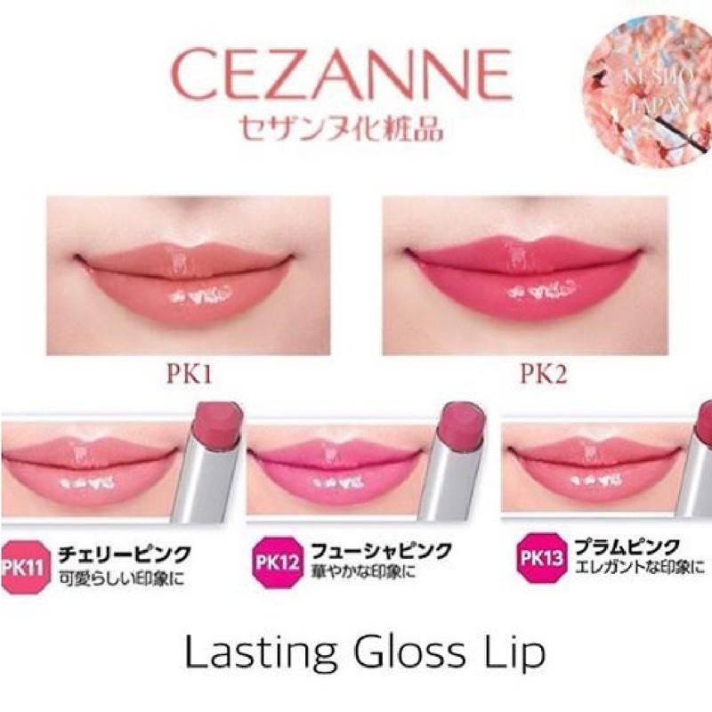 Cezanne Lasting Gloss Lip