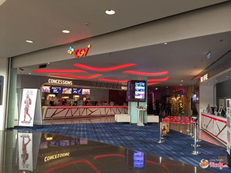 CGV Crescent Mall