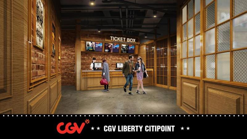 CGV Cinemas - Liberty Central Saigon CityPoint