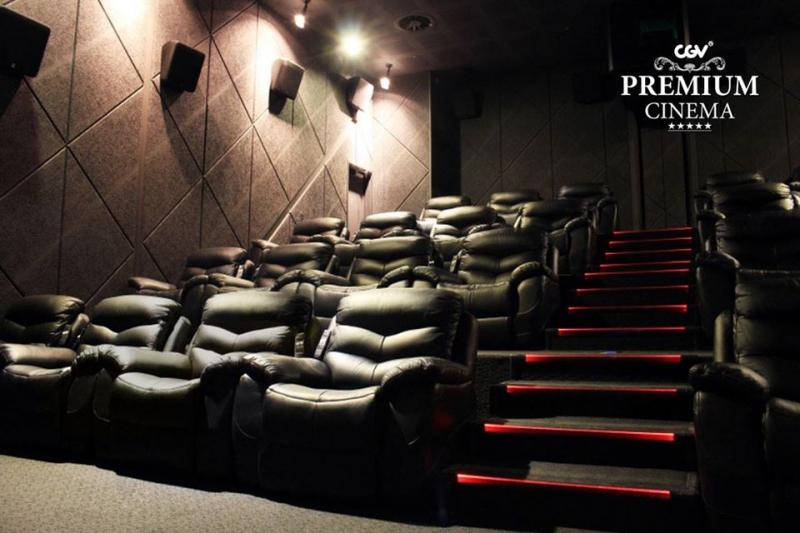 Rạp chiếu phim CGV Vivo City TP.HCM