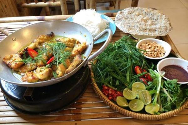 Chả cá Lã Vọng đã thực sự trở thành một biểu tượng của ẩm thực Hà Nội.