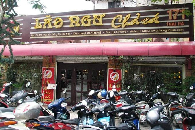 Số 171 Thái Hà, Hoàn Kiếm District, Hanoi