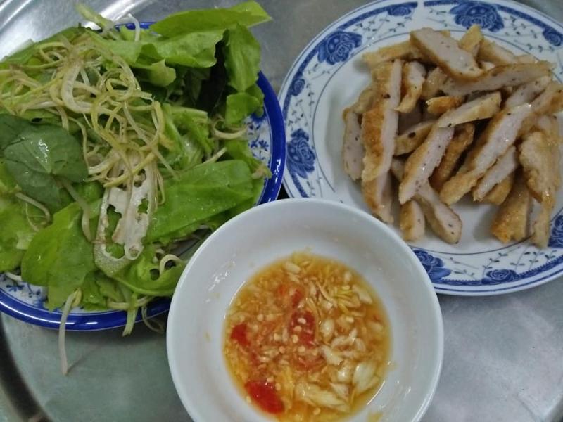 Chả cá Lý Sơn Văn Lớn