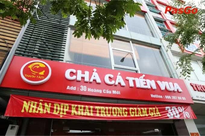 Located at 30 Hoang Cau Moi