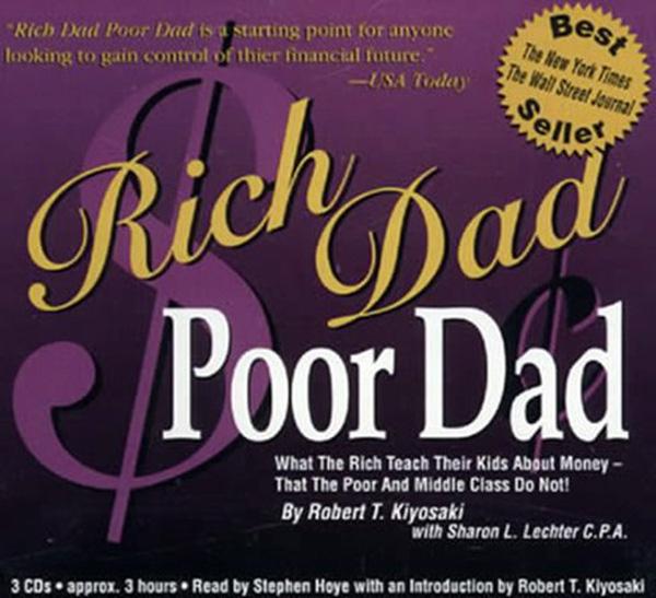 Cha giàu , cha nghèo - Robert Kiyosaki