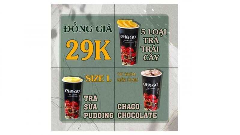 Cha Go Tea & Cafe