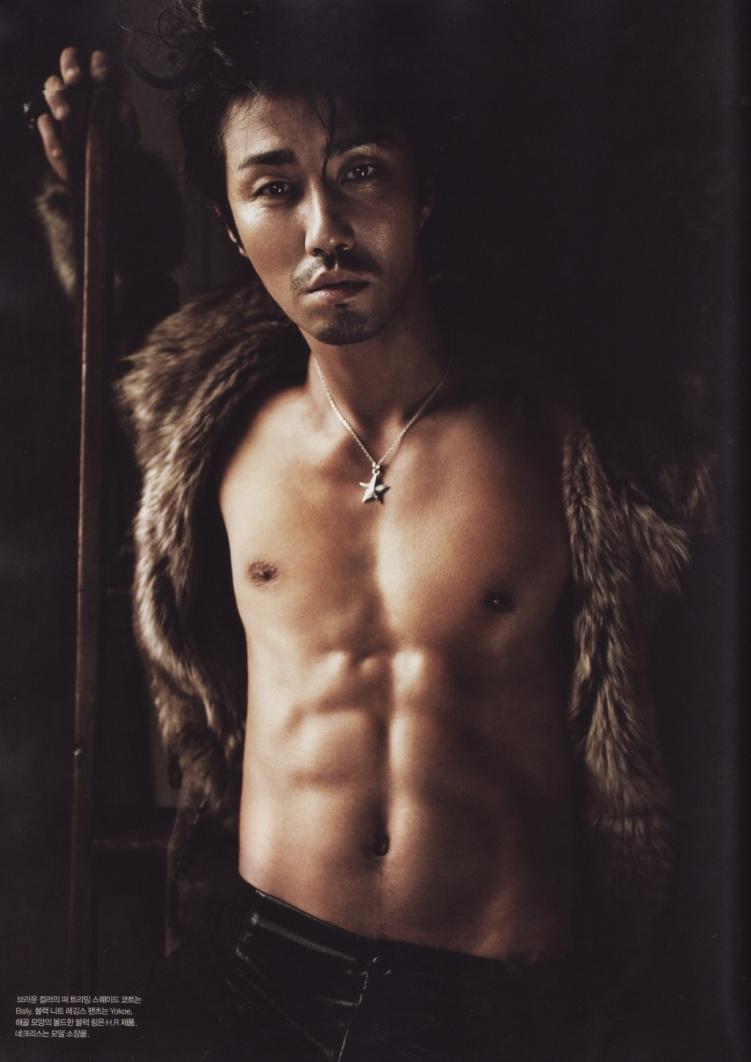 Cha Seung Won là ngôi sao hạng A trong dàn