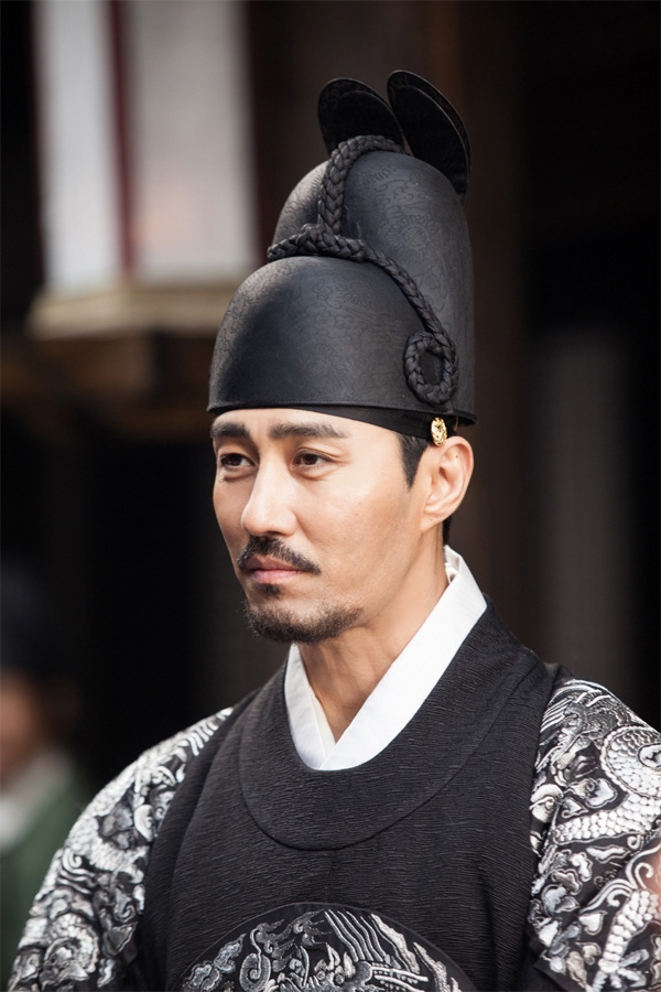 Cha Seung Won hóa thân thành thái tử Gwanghae trong phim Hwajung (Nguồn: Sưu tầm)
