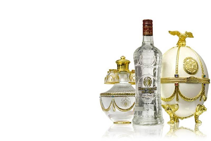 Imperial Collection Super Premium Vodka