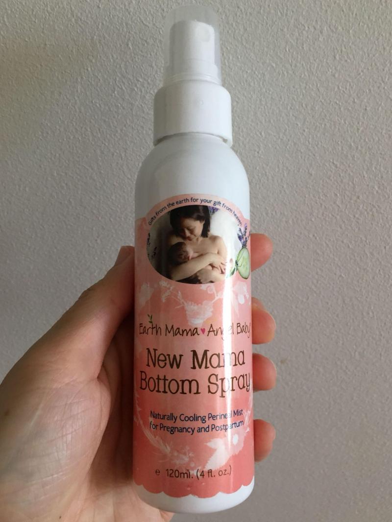 Chai Xịt Giảm Đau Tầng Sinh Môn New Mama Bottom Spray