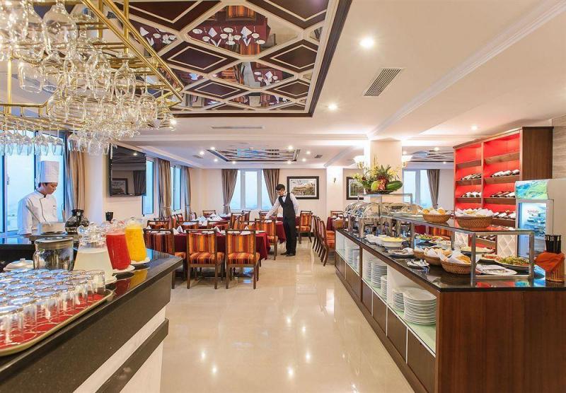 Nhà hàng và quán bar tại khách sạn