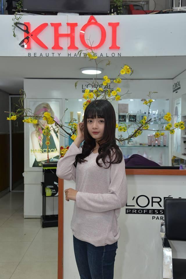 Khách hàng thân thiết tại Hair Salon Khôi