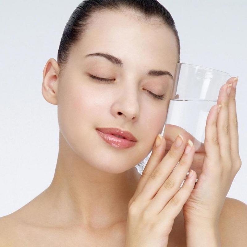 Chăm uống nước