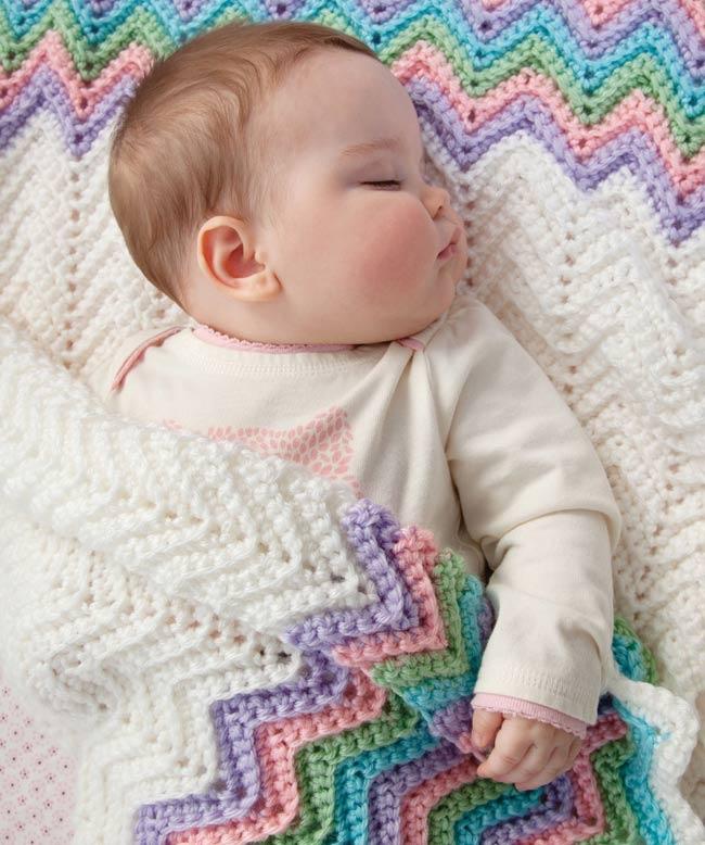 Chăn ấm cho trẻ sơ sinh
