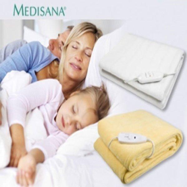 Chăn đệm điện sưởi ấm Medisana chăm sóc giấc ngủ cho cả gia đình bạn