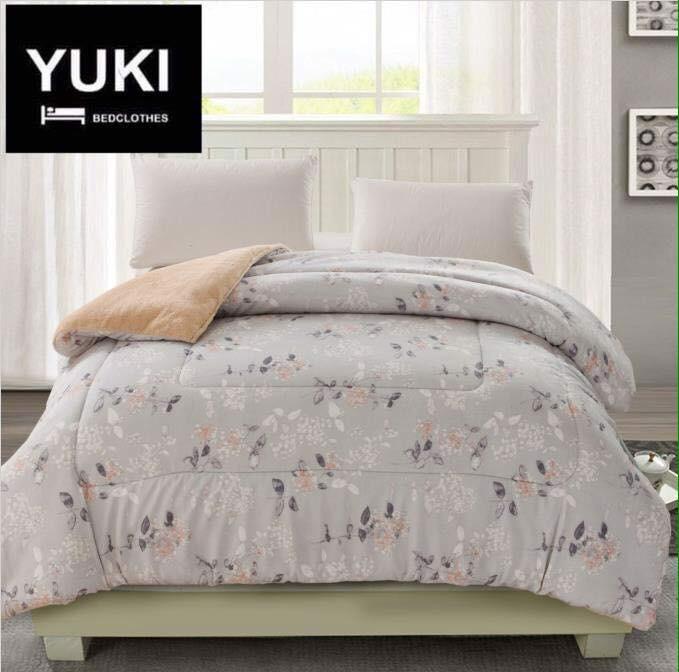 Chăn lông cừu Nhật Bản Yuki