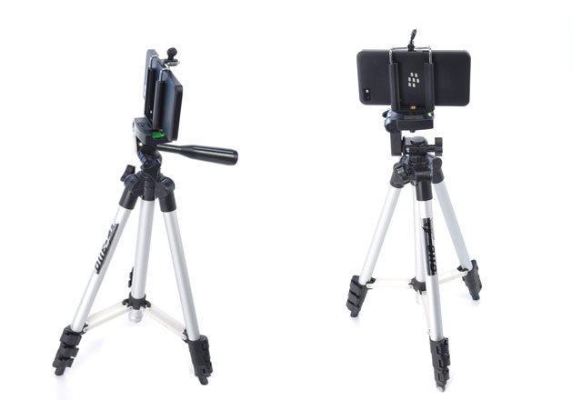 Một chiếc chân máy chắc chắn sẽ giúp giảm thiểu tối đa độ rung của vật thể trong ảnh.