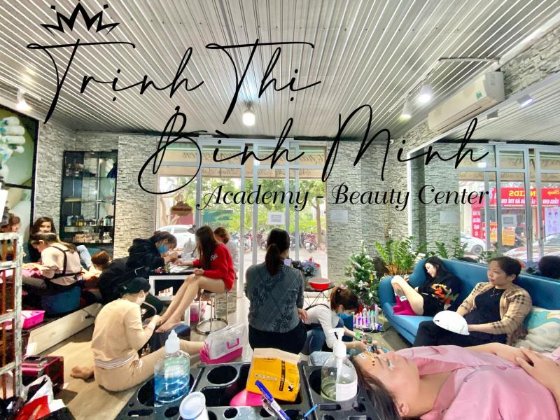 Chân Ngắn Acamedy - Beauty Center