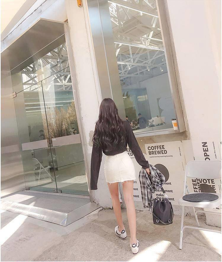 Chân váy jean_Coco