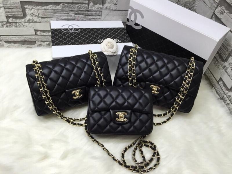 Mẫu túi xách Chanel