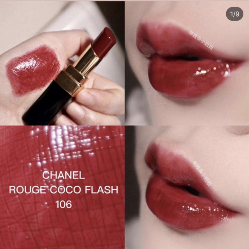 Chanel Rouge Coco Flash 106