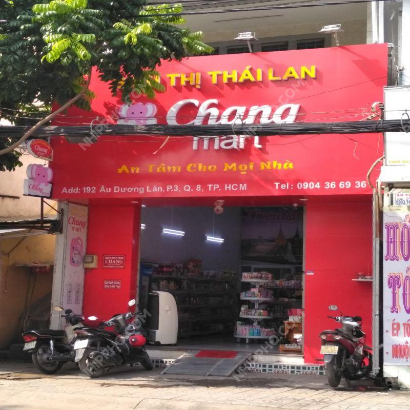 Cửa hàng Chang Mart