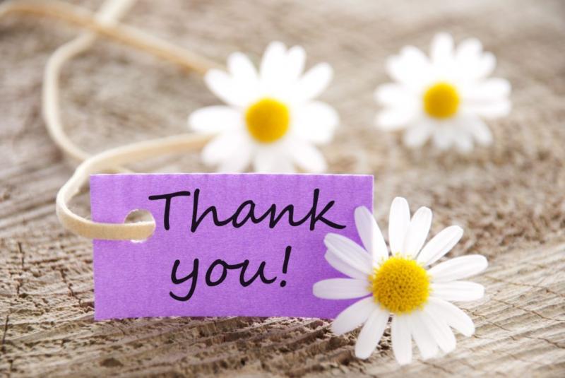 Luôn luôn giữ lòng biết ơn đã giúp đỡ bạn