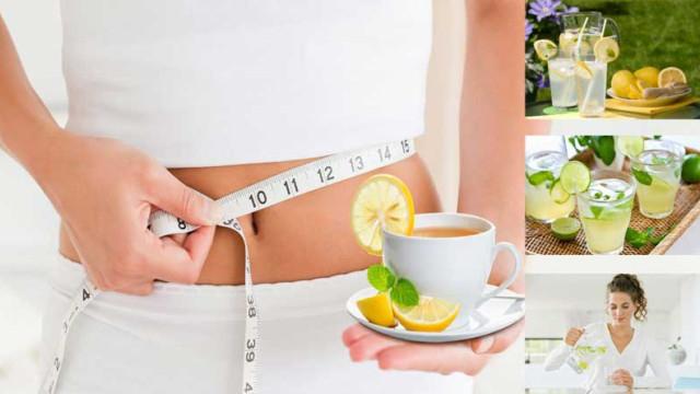 Chanh giúp giảm cân