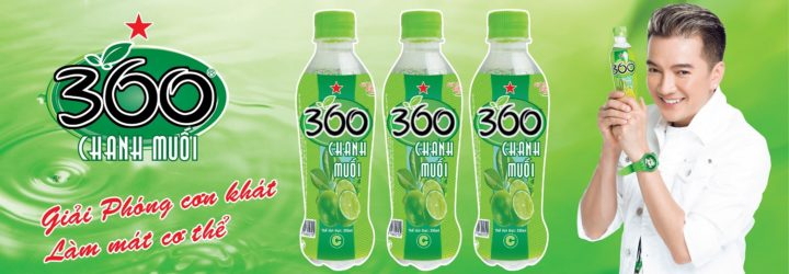Chanh muối 360