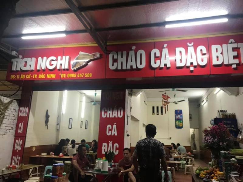 Cháo cá Tích Nghi