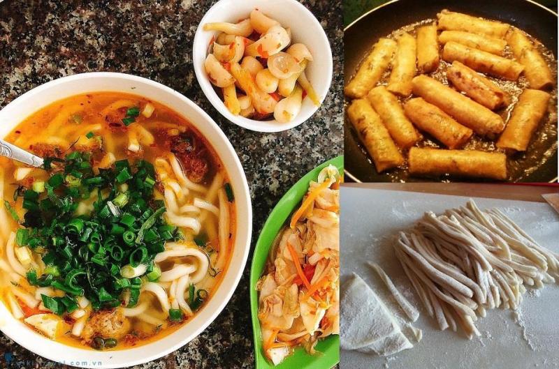 Hình ảnh cháo canh Quảng Bình