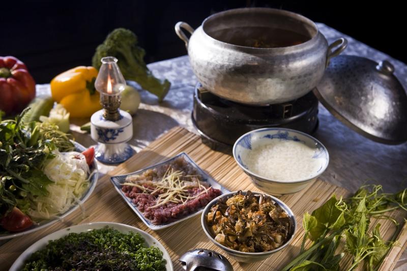 Món cháo cua đồng thơm ngon bổ dưỡng