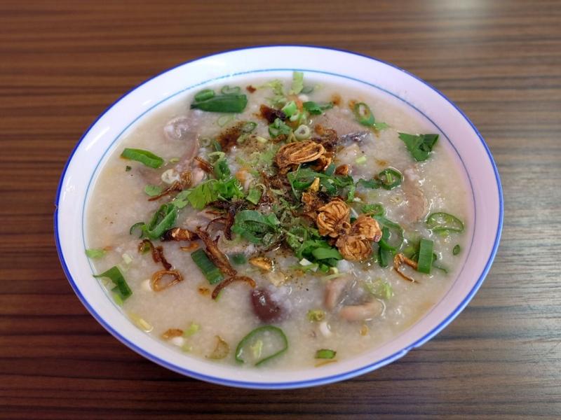 Cháo dinh dưỡng Linh Hoa.