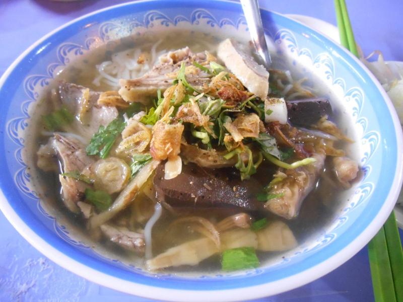 Cháo Gà & Bún Măng Vịt - Lê Văn Chí