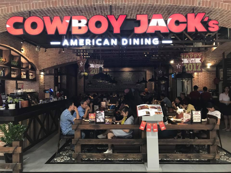 Cowboy Jack's American Dining