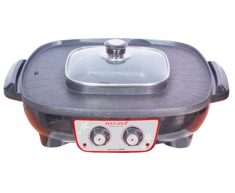 Bếp lẩu nướng đa năng Hayasa HA-688