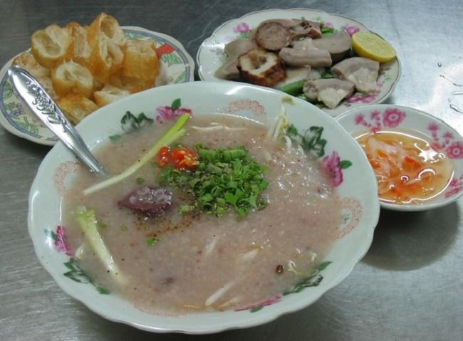 Cháo lòng Nguyễn Thị Minh Khai