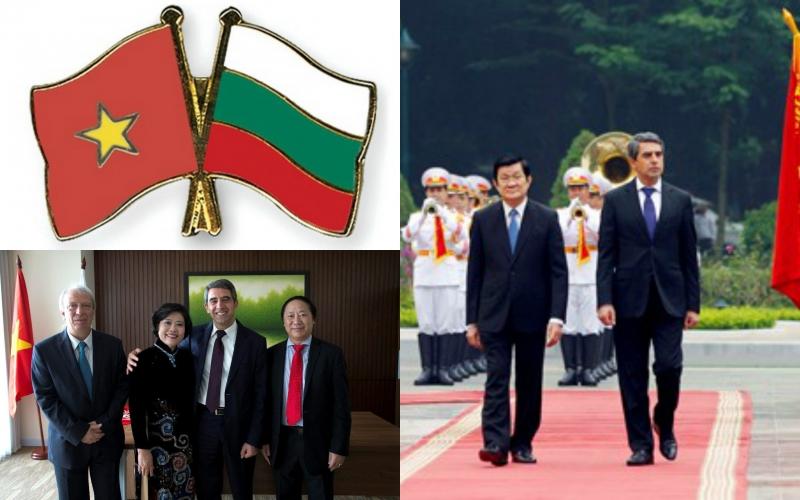Mối quan hệ thân thiết của Việt Nam - Bulgaria