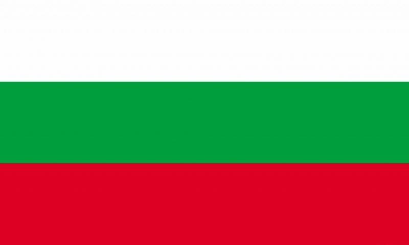Quốc kỳ của  Bulgaria