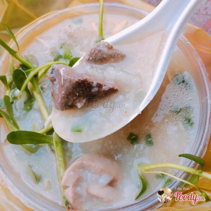 Cháo Quảng Nguyễn Khuyến