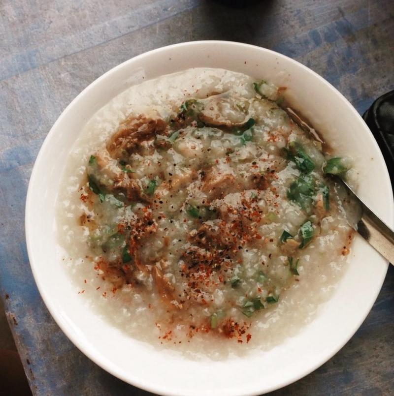 Phu Gia porridge porridge