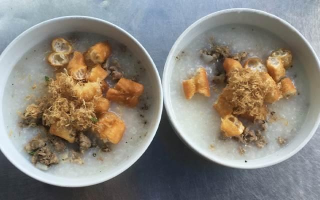Thanh Xuan Bac porridge porridge